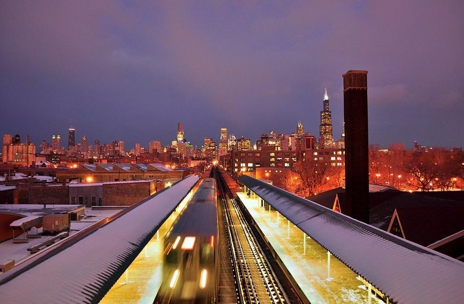 """Night Train"" (Chicago)"